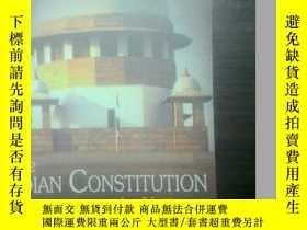 二手書博民逛書店The罕見Indian Constitution: Corner