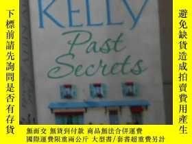 二手書博民逛書店英文原版罕見Past Secrets by Cathy Kell