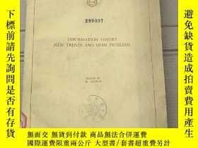 二手書博民逛書店information罕見theory new trends and open problems(P2117)