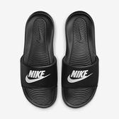 Nike Victori One Slide [CN9675-002] 男鞋 運動 休閒 拖鞋 柔軟 緩震 穿搭 黑