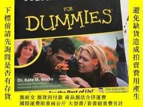 二手書博民逛書店Relationships罕見For DummiesY23470 Dr. Kate M. Wachs 著 W