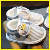 全館85折嬰兒鞋春秋單鞋軟底寶寶布鞋男女3-6-9個月寶寶學步鞋透氣防滑鞋 森活雜貨