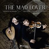 【停看聽音響唱片】【CD】瘋狂情人 / 迪.斯瓦 小提琴 湯瑪斯.鄧福德 魯特琴