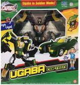 Carbot衝鋒戰士 金剛隊長 UGABA TOYeGO 玩具e哥