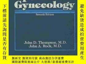 二手書博民逛書店Telinde s罕見Operative Gynecology-特林德婦科手術Y361738 Richard