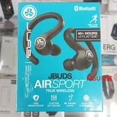 平廣 送100現金 JLAB JBuds Air Sport 黑色 耳機 藍芽耳機 店可試聽 另售COWON SOUL ST 真無線