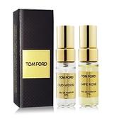 TOM FORD 私人調香系列-神秘東方+咖啡玫瑰香水(4mlX2)[含外盒] EDP-航版