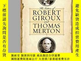 二手書博民逛書店The罕見Letters Of Robert Giroux An