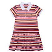 『小鱷魚童裝』條紋洋裝(08號~16號)339310
