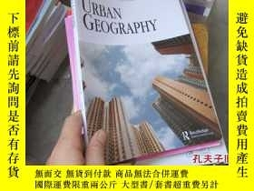 二手書博民逛書店urban罕見geography 2015 vol 36 no