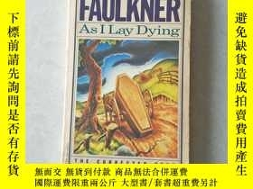 二手書博民逛書店william罕見faulkner as i lay dyingY447092 william faulkne