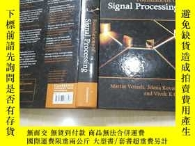 二手書博民逛書店FOUNDATIONS罕見OF SIGNAI PROCESSIN