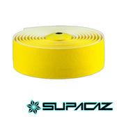 SUPACAZ 美國Super Sticky Kush高性能手把帶 單色系列 環法黃【好動客】