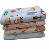 除舊迎新 超大號嬰兒隔尿墊超柔三層雙面可用防水透氣成人防水床單寶寶用品