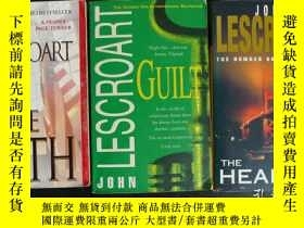 二手書博民逛書店John罕見Lescroart —— 《The Hearing》