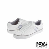 Royal Elastics x Hello Kitty Cruiser 潮流休閒鞋-白x銀