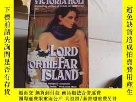 二手書博民逛書店LORD罕見OFTHE FAR ISLANDY9890 出版1991