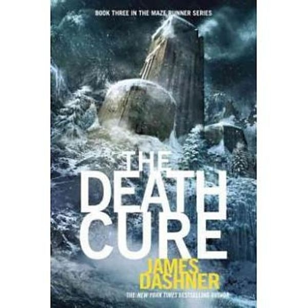 Maze Runner(3)The Death Cure移動迷宮3死亡解藥