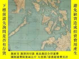 二手書博民逛書店罕見1898年美製菲律賓地圖~英文原版~無黃巖島Y81609 美