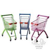 (百貨週年慶)購物車 兒童超市購物車寶寶購物車小型迷你購物車玩具車大號仿真xw