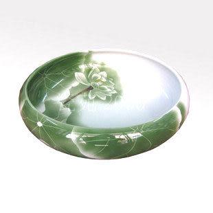 水淺烏龜缸綠荷睡蓮缸