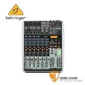 德國Behringer XENYX 1204USB 8軌數位效果混音器