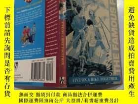二手書博民逛書店the罕見famous five 著名的五個Y200392 不祥 不祥
