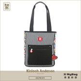 Kinloch Anderson 金安德森 肩背包 夏日蒙太奇 直立式托特購物包(大款)  繽紛碎花 KA174008 得意時袋