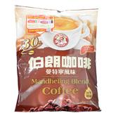 【伯朗】曼特寧 三合一咖啡 16gX30包