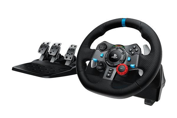 PS4/PC/PS3 羅技G29 Driving Force Racing 力回饋 賽車方向盤 GT7【玩樂小熊】