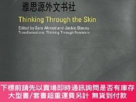 二手書博民逛書店【罕見】Thinking Through the Skin (Paperback)Y236371 Taylo