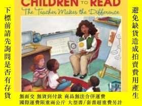 二手書博民逛書店The罕見Essentials Of Teaching Children To Read: The Teacher