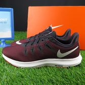 【iSport愛運動】NIKE QUEST 慢跑鞋 現貨正品 AA7403004 男款 暗紅