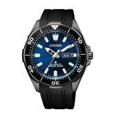 CITIZEN星辰 PROMASTER 鈦金屬200米潛水機械錶 NY0075-12L