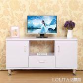 電視櫃組合簡約現代小戶型客廳臥室簡易高款電視機櫃電視桌落地櫃 ATF LOLITA
