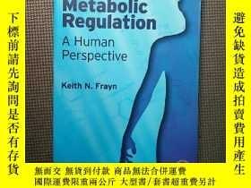 二手書博民逛書店Metabolic罕見Regulation A Human Pe