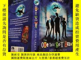 二手書博民逛書店The罕見one that got away: 逃走的那個Y200392