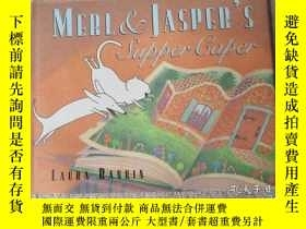 二手書博民逛書店Merl罕見and Jasper s Supper CaperY
