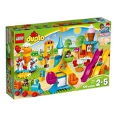 LEGO 樂高 DUPLO Town Big Fair 10840, Multi