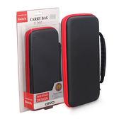 [哈GAME族]滿399免運費 可刷卡 OIVO Nintend Switch NS 防震硬殼收納包 外出包 主機包 IV-SW032 黑紅色