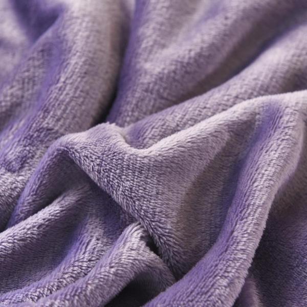 加絨法蘭絨被套單件雙人珊瑚絨被 秋冬加厚1.5米