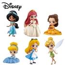 【日本正版】Q posket petit 迪士尼公主 珍珠色 Vol.2 公仔 萬普 165425 165449 165456 165494