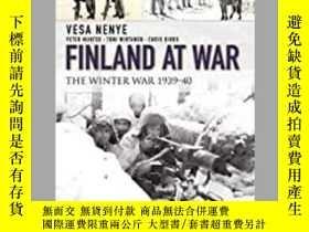 二手書博民逛書店Finland罕見at War (damaged)-戰爭中的芬蘭(受損)Y414958 出版2020