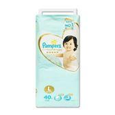 (多)Pampers 日本境內幫寶適(新)尿布/紙尿褲(一級幫)L40片*4包(箱購)[衛立兒生活館]