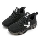 PLAYBOY Jelly Air 系列 果凍彈力鞋-黑白(Y7258)