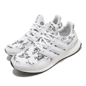 adidas 慢跑鞋 Ultra Boost Disney Goofy 白 黑 男鞋 高飛 運動鞋 迪士尼 【PUMP306】 FV6049