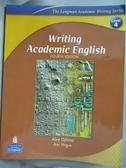 【書寶二手書T5/語言學習_YGQ】Writing Academic English_Hogue,Oshima