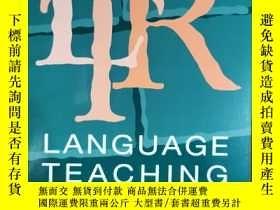 二手書博民逛書店LTR罕見language teaching research 2019年volume 23 number 3