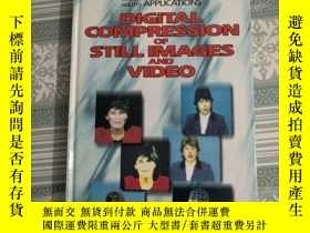 二手書博民逛書店Digital罕見Compression of Still Im