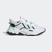 Adidas Ozweego W [FZ3779] 女鞋 運動休閒 經典 舒適 潮流 白 綠